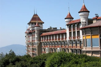 Университет Swiss Hotel Management School